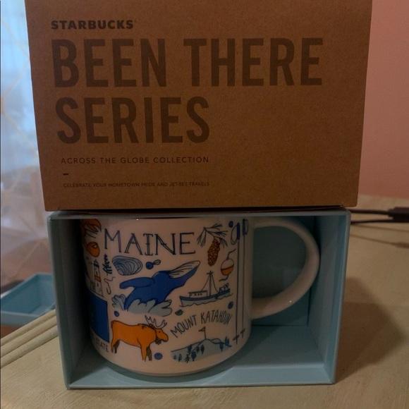 Starbucks Maine Been There Series Mug ☕️